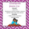 Kindergarten Session C Program 10
