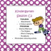 Kindergarten Session C Program 2