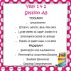 Years 1/2 Session A Program 5