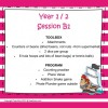 Years 1/2 Session B Program 1