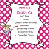 Years 1/2 Session C Program 1