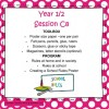 Years 1/2 Session C Program 8