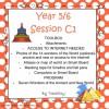Years 5/6 Session C Program 1