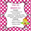 Years 1/2 Session C Program 3