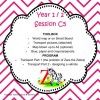 Years 1/2 Session C Program 5