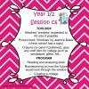 Years 1/2 Session C Program 6