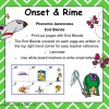 Onset and Rime - Phonemic Awareness
