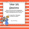 Years 5/6 Sessions A, B & C combined