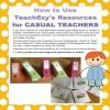 How to Use TeachEzy's resources
