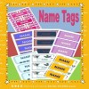 Name Tags for Desks or Classroom Organisation