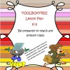 Toolbox-free Day Plan K-6