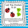 Lady Bug Numbers
