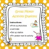 Gross Motor Activity Stations