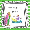 Spelling List Year 5