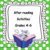 After-reading Activities Grades 4 to 6