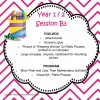 Years 1/2 Session B Program 3