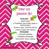 Years 1/2 Session B Program 7