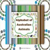 Alphabet of Australian Animals: 27 pages