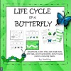 Butterfly Life Cycle Unit of Work: 17 pages