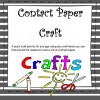 Contact Paper Craft