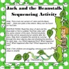 Jack and the Beanstalk Sequencing Activity
