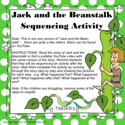 the negative characteristics of jack in jack and the beanstalk