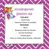 Kindergarten Session A Program 9