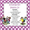 Kindergarten Session C Program 6
