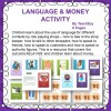 Language Activity – Shopping Kindergarten