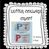Letter Collage Craft P