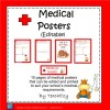 Medical Forms Red: 12 pages