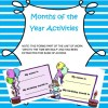 Months of the Year Activities K/1