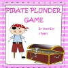 Pirate Plunder Game