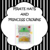 Pirate Hats and Princess Crowns