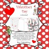 Valentine Cards For Children (coloured): 17 pages