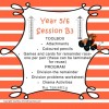 Years 5/6 Session B Program 3
