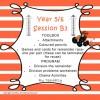 Years 5/6 Session B Program 3