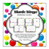 Bingo Cards (Editable) Bright Spots