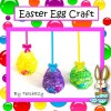 Easter Egg String Craft