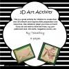 3D Art Activity