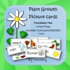 Plant Growth Picture Cards