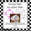 Make a Fortune Teller