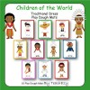 Children of the World Play Dough Mats