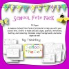 School Fete Pack - 51 pages