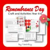 Remembrance Day Craft and Activities Years 3-6