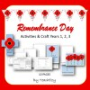 Remembrance Day Craft and Activities Years 1, 2, 3