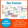 Ten Frames FREE RESOURCE