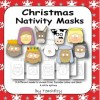 Christmas Nativity Masks