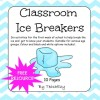 Classroom Ice Breakers Resource