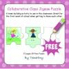 Class Collaborative Puzzle Activity
